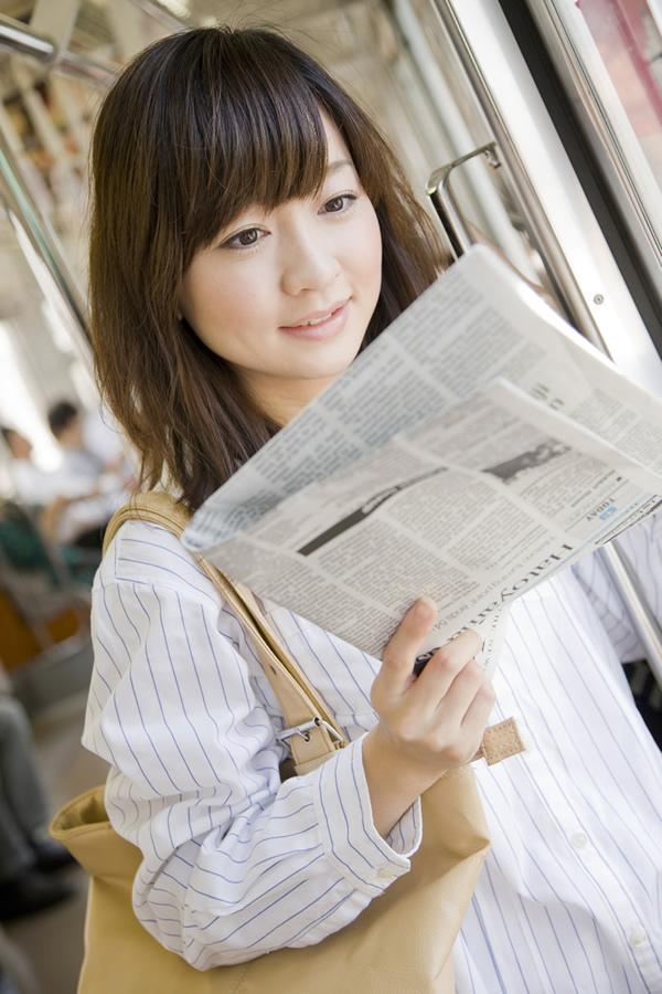 女性が輝く職場へ通勤